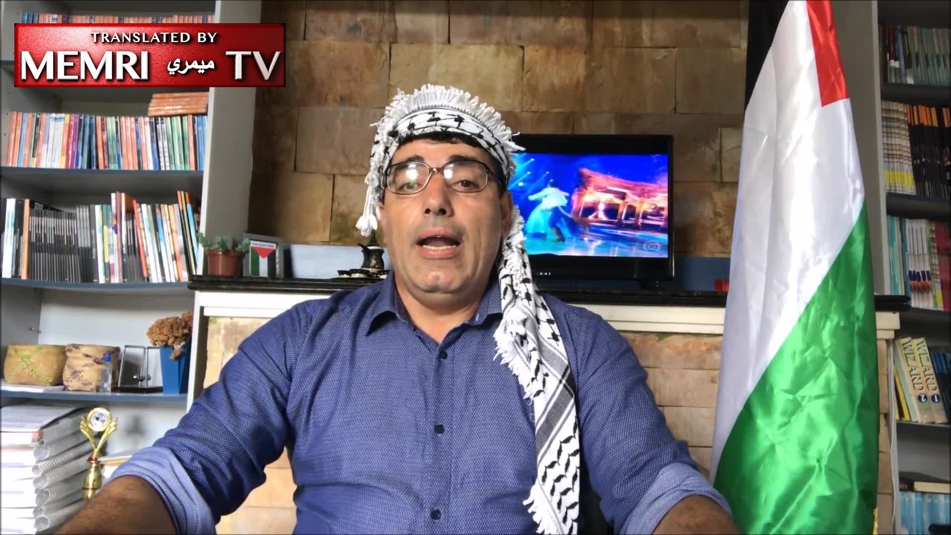 Brazilian Politician Jamal Harfoush Slams KSA, Gulf States for Allegedly Supporting U.S. Embassy Move to Jerusalem: Pigs and Apes, Offspring of Mordechai! (Archival)